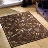 范登伯格-晶湛花容亮彩絲質感地毯-耀舞140x190cm