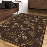 范登伯格-晶湛花容亮彩絲質感地毯-耀舞160x230cm