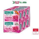 棕欖自然之選香皂-牛乳嫩膚115g*6