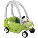 【寶貝樂】可愛嘟嘟車造型學步車-綠色