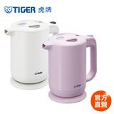 【TIGER 虎牌】1.0L電氣快煮壺(PFY-A10R)買就送虎牌350cc彈蓋式保溫杯. (隨機出貨)