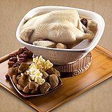 【123養生雞湯】百菇雞/全雞(約2.5公斤/包)