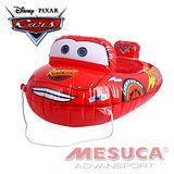 《購犀利》美國品牌【Disney】迪士尼Cars兒童水上騎士座圈/浮圈/游泳圈