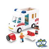 英國【WOW Toys 驚奇玩具】緊急救護車 羅賓