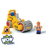 英國【WOW Toys 驚奇玩具】壓路機 雷力