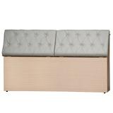 【優利亞-星空白橡木心板】雙人5尺床頭箱