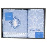 WEDGWOOD童話魔鏡公主毛巾方巾禮盒