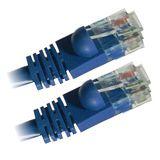 曜兆STARY-12公尺CAT5e 標準RJ45水晶頭UTP高速網路線,-紅色