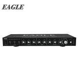 EAGLE 專業麥克風迴音混音器(EE-77) 送原廠動圈麥克風一支(EDM-F1)+4G隨身碟