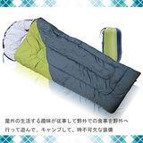 【台灣 VOSUN 】超細中空纖維全開式化纖睡袋 二入組(非羽絨睡袋)/送限量U型枕 FB-028