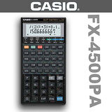 CASIO卡西歐FX-4500PA點陣螢幕程式工程計算機