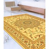【范登伯格】紅寶石輕柔絲質感地毯-富貴-70x105cm