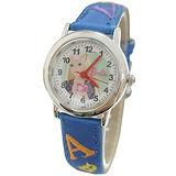 【迪士尼Barbie系列】攝影芭比繡花兒童錶