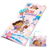 【Dora】森林探險幼教兒童睡袋(4*5尺-粉)