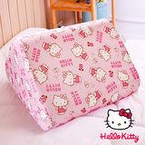 Hello Kitty.小花日記.記憶三角萬用枕.抬腿枕.全程臺灣製造