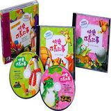 快樂成長故事(雙CD)-寶寶繽紛生活有聲書(購物車)