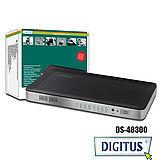 曜兆DIGITUS HDMI ~DS-48300四入二出切換器(付遙控器)【加送16G隨身碟】