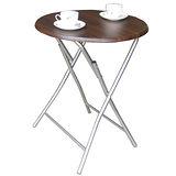 【環球】2.2公分鋼管[耐重型]圓形折疊桌(二色可選)