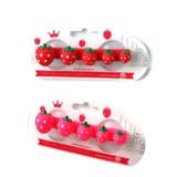 【PS Mall】迷你型愛心牙刷架 2入 (J001)