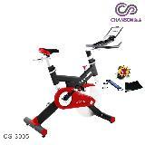 【強生Chanson】飛輪競速健身車 CS-3005