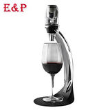 E&P紅酒快速醒酒器/送造型開瓶器