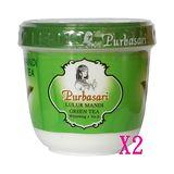 Purbasari Lulur SPA 去角質磨砂霜-綠茶250g二入組