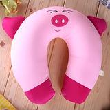 魔法Baby ~可愛卡通立體造型健康護頸枕(成人兒童皆適用)~c0027