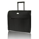 【US DUCK】14吋時尚黑色拉桿電腦行李箱(VA-9614)