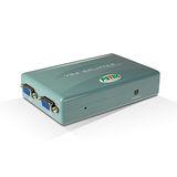 PSTEK VPS-102E 2埠電腦螢幕分配器