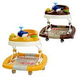 湯尼熊 Tony Bear 嬰兒搖擺式學步車-(黃色/咖啡色)