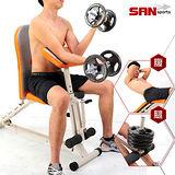 【SAN SPORTS】第二代怪力重量訓練機-C080-6007