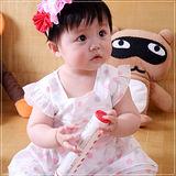 (購物車)魔法Baby ~百貨專櫃正品~甜美系綁帶束腰背心裙(粉紅)~時尚設計童裝~k20441