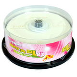 DigiStone 經典版A級 8X DVD+R DL 8.5GB 桶裝 (25片)