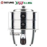 大同不鏽鋼多用途雙層蒸籠TAC-S02