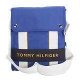 TOMMY HILFIGER 實用款斜背包-藍色