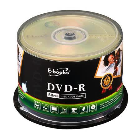 E-books 國際版 16X DVD-R 200片桶 -friDay購物 x GoHappy