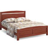 顛覆設計 迦羅雙人5尺實木床架