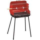 【烤爐行家】戶外休閒-站立式-木炭烤肉爐/烤肉架-[1件組]