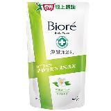 蜜妮BIORE淨嫩沐浴乳補充包-抗菌保濕型-伊豆茉莉香700ml