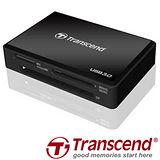 Transcend 創見 RDF8 USB 3.0 多功能讀卡機 黑