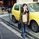 【Happymori】※bon voyage※直掀式手機皮套 適用Galaxy S3 i9300