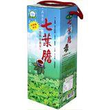【大雪山農場】七葉膽茶(300公克x2盒)