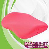 IMAGER-37 易眠枕 全能減壓坐墊 粉紅