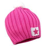 【iSFun】五角星星*兒童毛線帽/粉