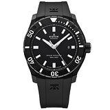EDOX Professional Class offshor 機械腕錶(E80088.37N.NIN)-黑