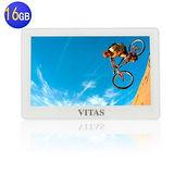 VITAS X5000 5吋觸控MP5(16G) ~加送第二顆電池可自行替換/音樂/影片/電子書/電子相簿