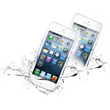 Boise Super Film 超薄防水保護膜 ( 2入 iPhone 5 專用
