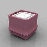 POLAR ICE 極地冰盒二代新色-(正方形冰)粉色