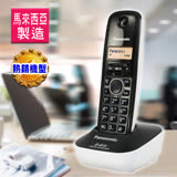 國際牌Panasonic 2.4G數位無線電話KX-TG3411W高雅白