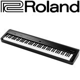 【ROLAND 樂蘭】FP-50 BK 便攜型88鍵數位鋼琴 / 含延音踏 黑色